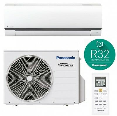 Panasonic Air Conditioning 2.5kw - Wall Mounted Heat Pump - * Clearance *