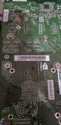 Nvidia Quadro 3700 Bulk Lot Of Cards Believed To Be Working