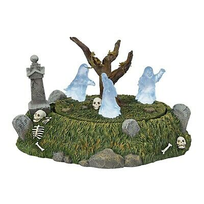 Department 56 Halloween Graveyard Ghost Dance Village Accessory 6001737