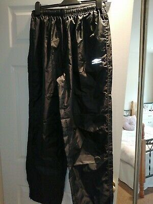 umbro waterproof trousers