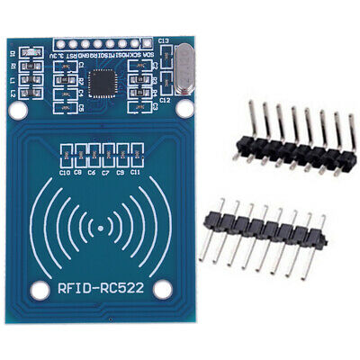 13.56MHz RFID module for arduino mf rc522 rc-522 reader writer card module/_YJ