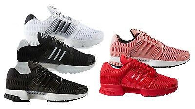 MENS ADIDAS ORIGINALS Clima Cool 1 Trainers Shoes Black White Red ...