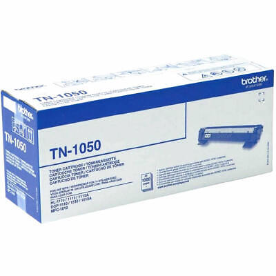 Tn-1050 Toner Originale Brother Dcp-1510 Dcp-1512 Mfc-1810 Hl-1110 Hl-1112 Dcp-1