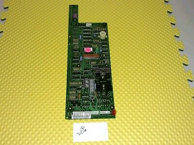 (AP) AUTOMATIC PRODUCTS SNACK MACHINE 4500 / 4600 CONTROL BOARD- Will Buy Core!