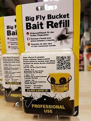 STV507 Big Fly Bucket Bait Refills 32g Limited Offer While Stocks Last
