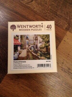 wentworth wooden puzzles 140 piece chapel