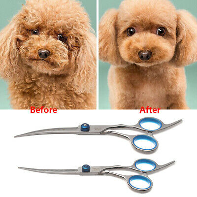 Tools Dogs Grooming Scissors Hair Cutting Thick Hair Trimming Pet Shears