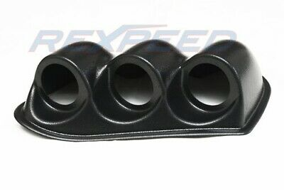 RREXPEED Triple Dash Gauge Pod for TOYOTA FRS / SUBARU BRZ
