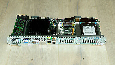 Cisco UCS-E160D-M2/K9 Blade Server Module 16Gb Ram w/ 1x 900Gb HDD 1YrWty TaxInv