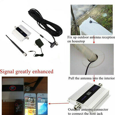 900MHZ MOBILE CELL Phone Antenna Amplifier Signal Booster GSM