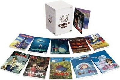 【New】Miyazaki Hayao Directed Works Collection of Set Of 13 DVD F/S From JP(582U)