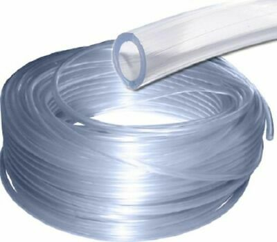 Clear 4mm Air Line Aquarium/Fish Tank/Pond Air Pump PVC Hose Pipe Tube