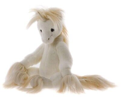 NEW Charlie Bears OONA THE UNICORN Limited Edition Jointed Bear 2019 Plush