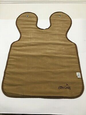 Clive Craig .3mm Lead Apron Dental X-ray Protective Patient Cover Shield