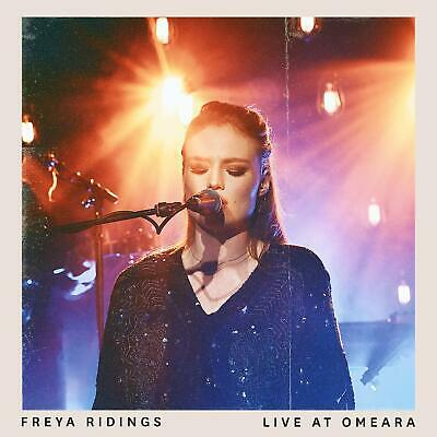 FREYA RIDINGS - LIVE AT OMEARA CD (Released August 24th 2018)
