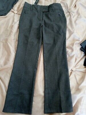 Pair Of Girls School Trousers Age 10