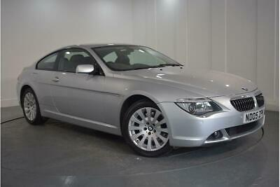 Bmw 6 Series 645Ci Coupe 4.4 Automatic Petrol