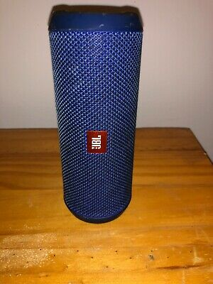 Jbl Flip 3 Splashproof Portable Bluetooth Speaker For Repair Or Parts!!!!!