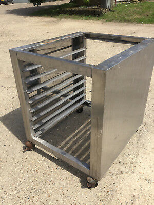 Commercial Stainless Steel Oven Stand Gastro
