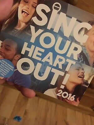 Various Artists - Sing Your Heart Out! 2016 (2 x CD 2016)