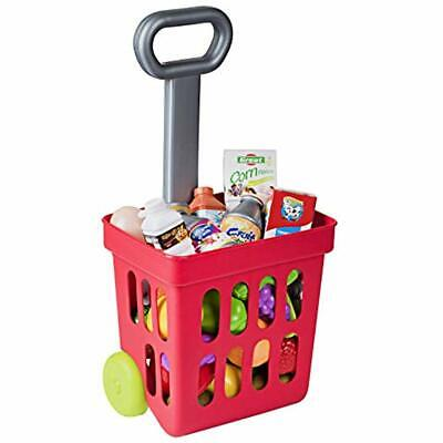 8d6ffe4c4288 PRETEND GROCERY STORE Kids Play Shopkeeper Accessories Toy Set ...