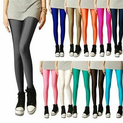 Leggings Fitness Female Yoga Pants Stretch Slim Tight Women Casual Colorful
