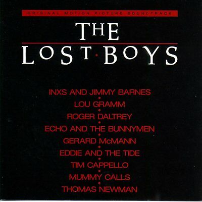 The Lost Boys  Soundtrack    (CD)   Brand New