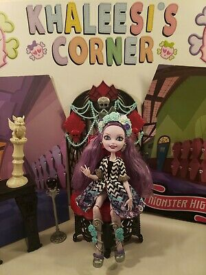 💜Ever After High Kitty Cheshire Spring Unsprung Doll 💜