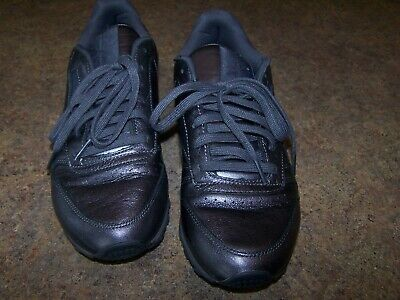 REEBOK FACE STOCKHOLM Classic Shoes Womens Size 9.5M Pewter