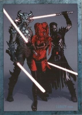 Star Wars Evolution - Evolution Of Marvel Comics Chase Card EC-12 - 2016 NM
