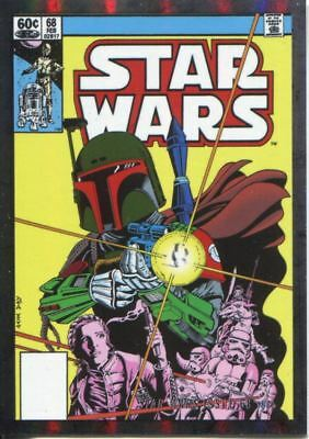 Star Wars Evolution - Evolution Of Marvel Comics Chase Card EC-3 - 2016 Topps NM