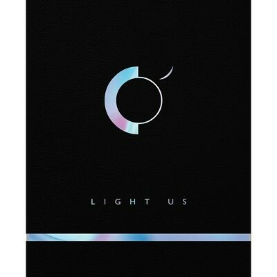 ONEUS [LIGHT US] 1st Mini Album. CD+Booklet+PhotoCard+Message card+Sticker K-Pop
