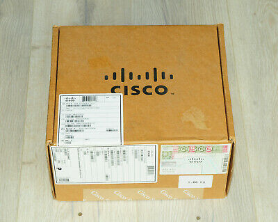 *Brand New* Cisco SPA-1X10GE-L-V2 1 Port 10GigE Shared Adapter 1YrWty TaxInv