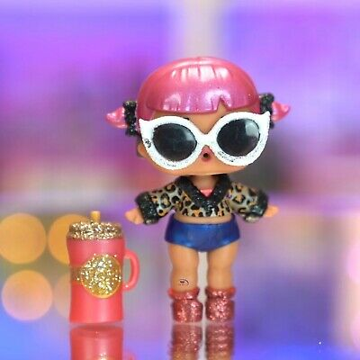 LOL Surprise Doll Glam Glitter CHERRY Authentic L.O.L. Dolls NEW Sealed in Ball!