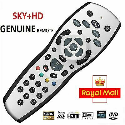 100% New, GENUINE SKY+ PLUS HD REV 9 TV REPLACEMENT Remote + FREE Delivery UK