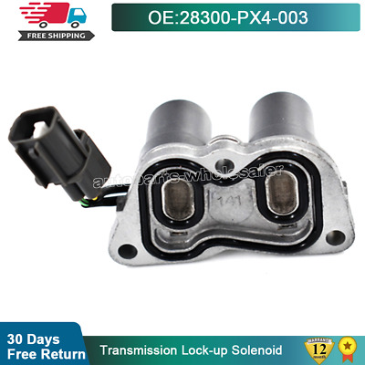 28300-PX4-003 TRANSMISSION LOCK-UP Solenoid For Honda Accord 4