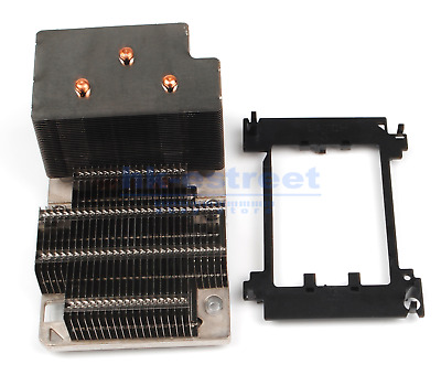 Genuine Dell R740 R740XD CPU Heatsink w//CPU Holder Bracket XPDVP TRJT7 0TRJT7