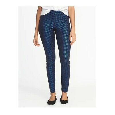 NWT: old navy Mid-Rise Pixie Jacquard Ankle Pants (6) $20