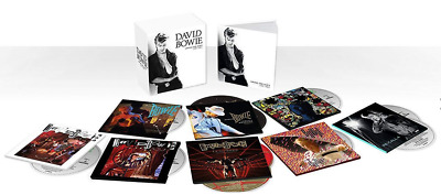 "David Bowie ""Loving The Alien (1983-1988)"" 11 CD Box Set Collection"