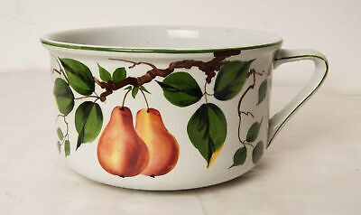 Unbranded Pear Tree Pattern Chamber Pot