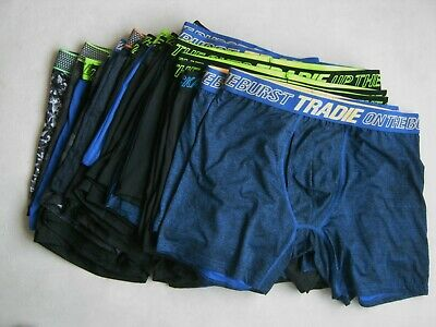 5x MEN'S TRADIE COOLMAX TRUNK FAULTY