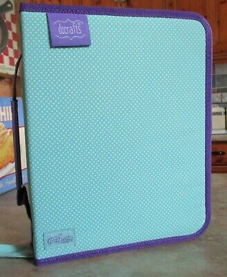 Docrafts Stamp Binder With 8 Pockets And Over 180 Christmas/Winter Stamps - Only