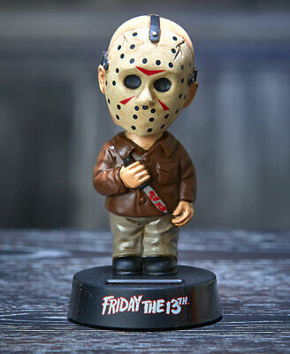 Friday The 13th Jason Vorhees Licensed Bobble Head NEW