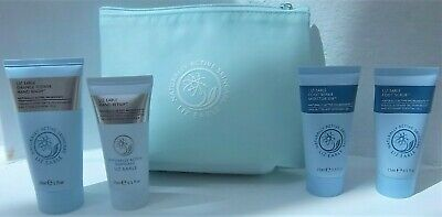 Liz Earle Hands & Feet Try Me Kit In Zipped Travel Pouch - 4 Items New & Sealed