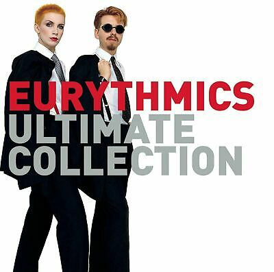 Eurythmics Ultimate Collection Cd The Greatest Hits / Very Best Of Like New Cg16