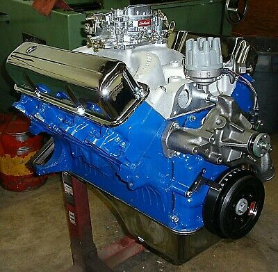 427 SMALL BLOCK Ford Custom Stroker Crate Engine Complete Mustang