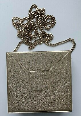 CHANEL Bag With Chain GABRIELLE GOLD rare VIP GIFT