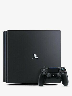 Genuine Sony PlayStation 4 Slim Console 1TB with DUALSHOCK Controller brand NEW