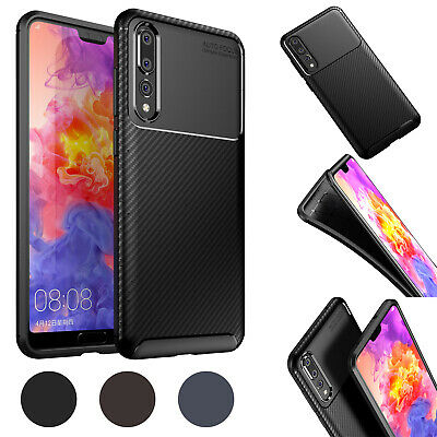 For Huawei P30 P20 Pro Mate 20 Lite Case Soft Silicone Slim TPU Protective Cover