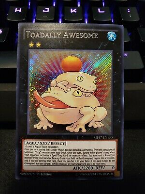 Toadally Awesome - MP17-EN150 - Secret Rare - M/NM - 1st Edition - Yugioh